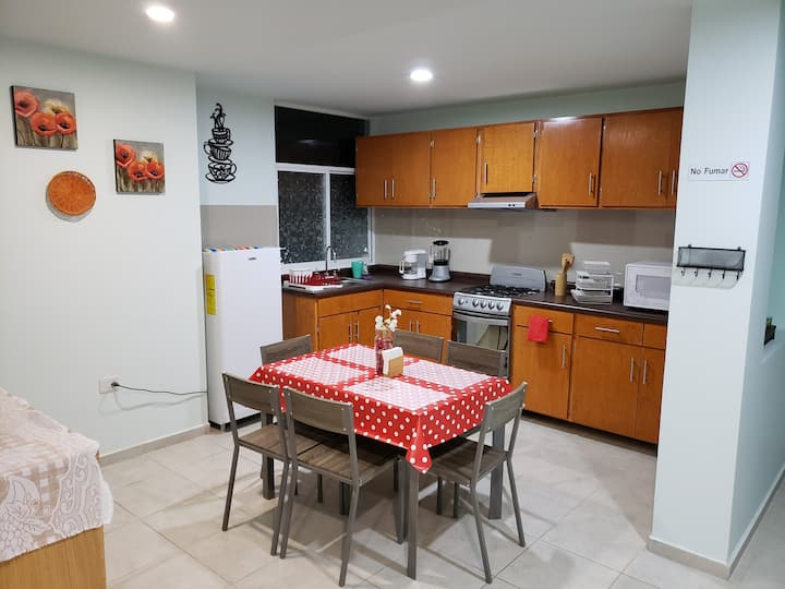 Apartamento Aguascalientes Norte