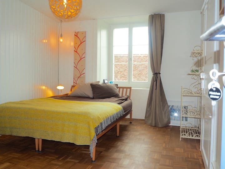Room «Yume / Dream» for 1-2 people in Aarau