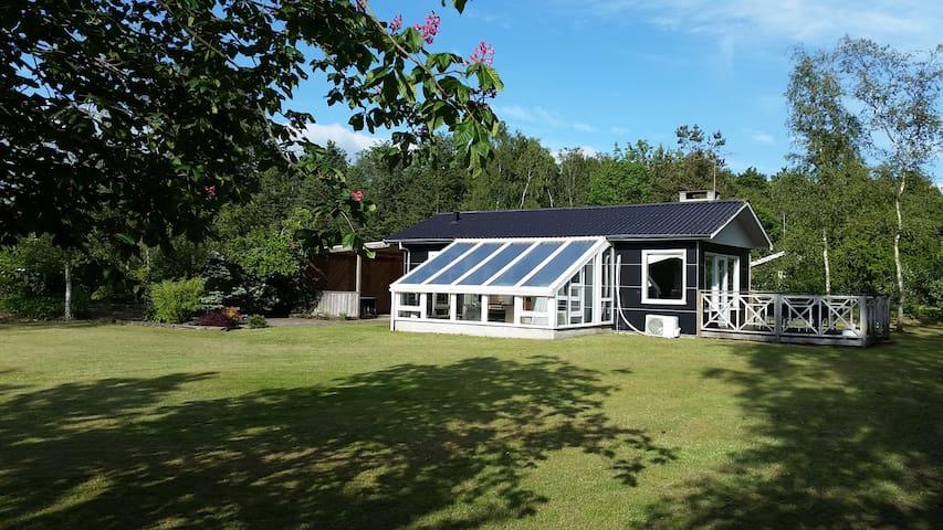 Tæt på Silkeborg, Viborg og Århus - Fårvang - Sommerhus/hytte