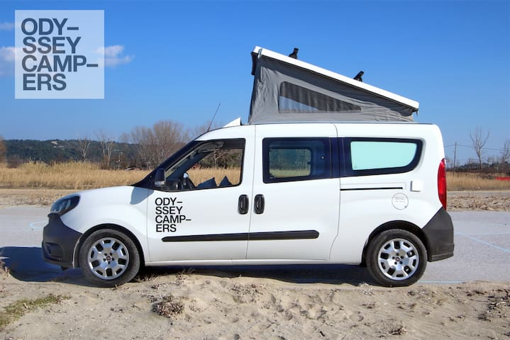 Brand New Micro Campervan- Calypso - Chalkidiki