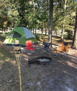 Easy Camping near NOLA! - Mandeville - Tenda