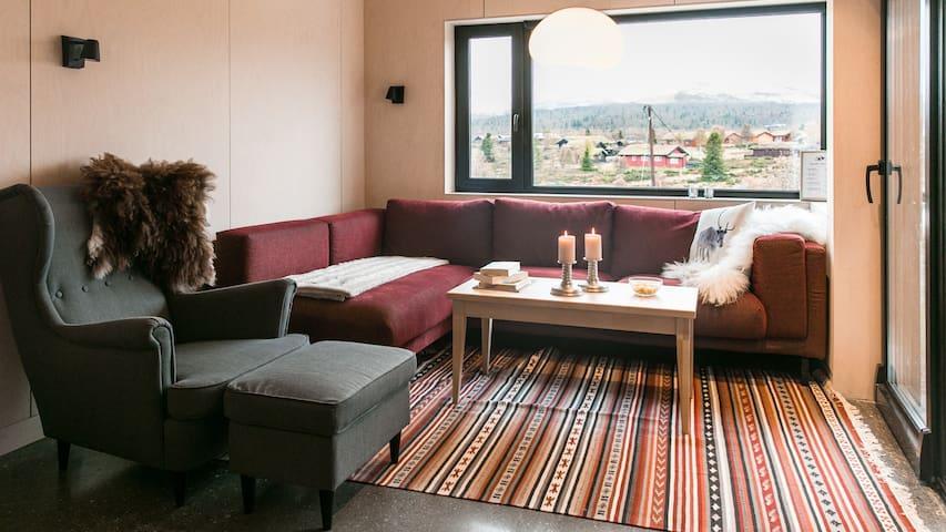 Lundegard, leiligheter på vakre Venabygdsfjellet