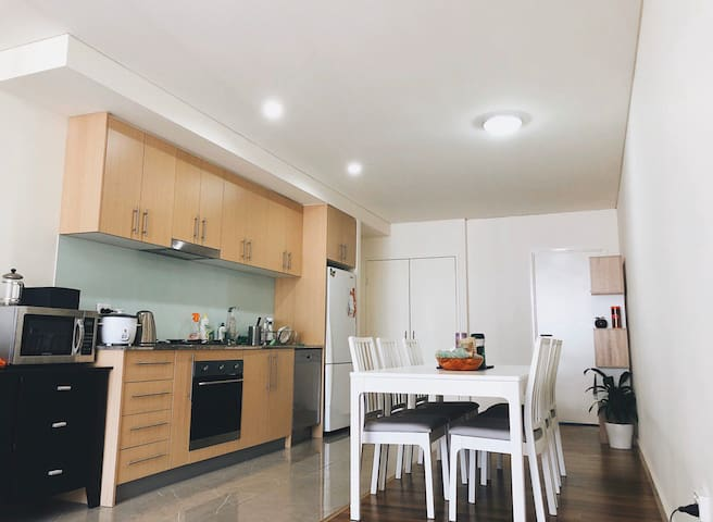 Double room for one person Wolli Creek