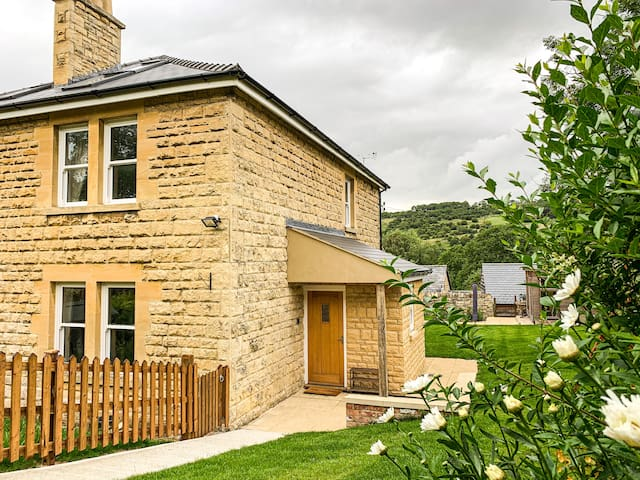 The Cotswold Holiday Home.
