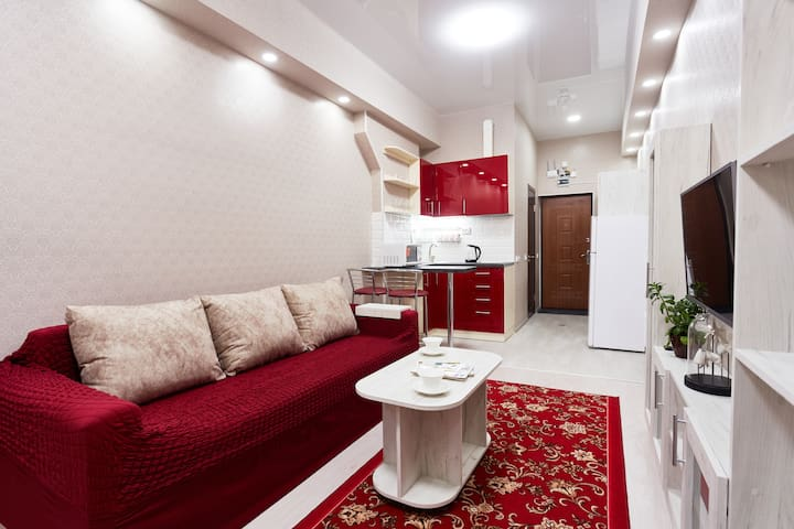 """Stambul secret"" apartment at industrial center"