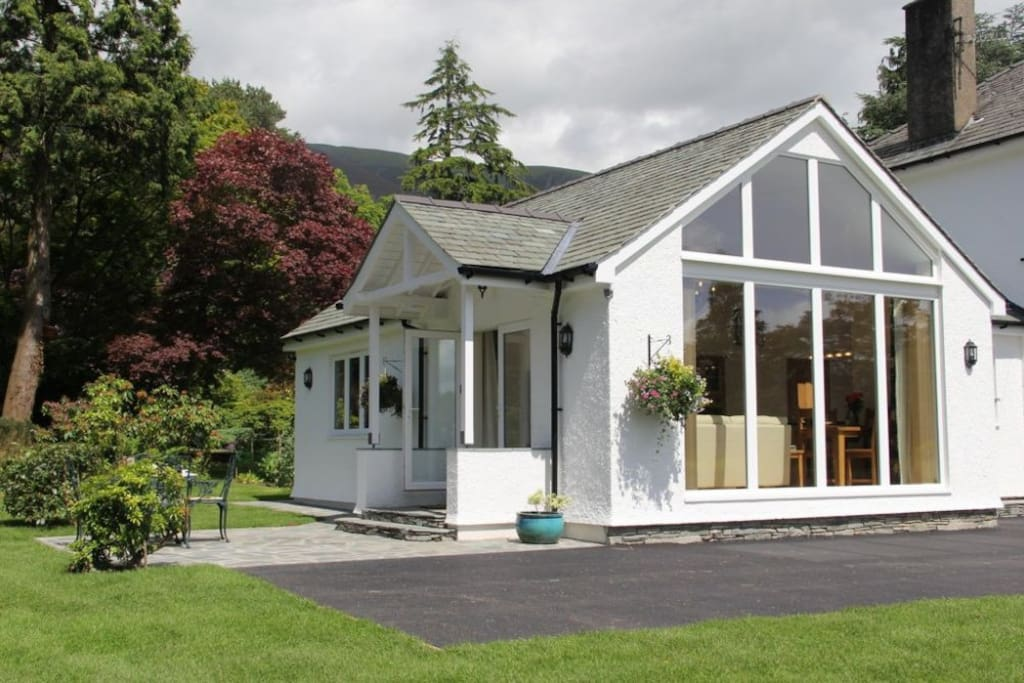 Cragside Cottage, luxury self catering cottage in Keswick, Lakes Cottage Holidays
