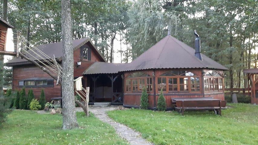 Domek nad Jeziorem Roś, Łupki, Pisz - Łupki