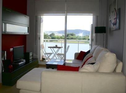Apartamento con encanto, perfecto para el relax. - Santa Bàrbara - Wohnung