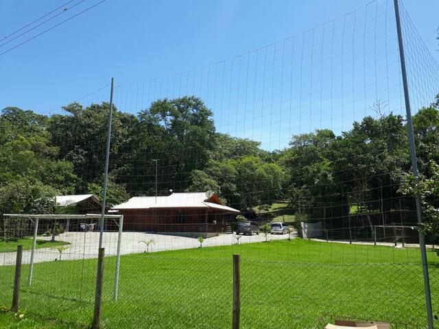Chácara Top dentro da Grande Florianópolis.