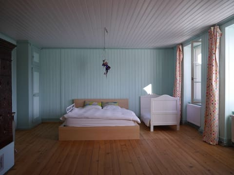 Spacious 3-Room-House, 120 sq.m.