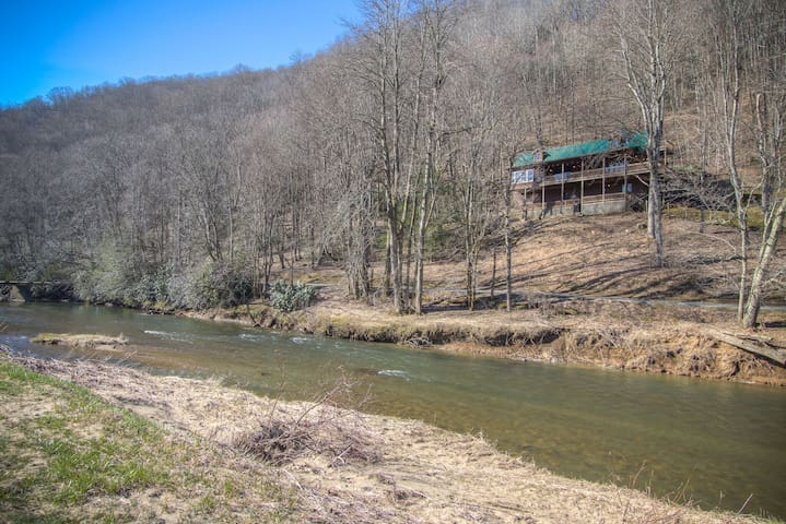 Amazing Mountain House & Event Space near Boone NC