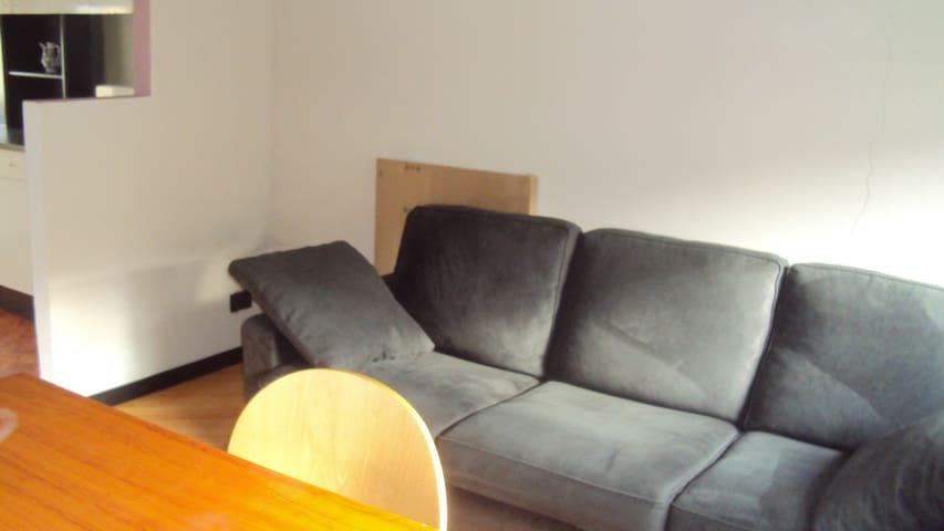 mansarda da sogno.... - Asti - Apartament