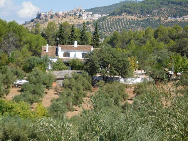 Apartamento rural en el corazón de la Sierra - Hornos
