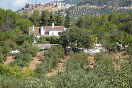 Apartamento rural en el corazón de la Sierra - Huoneisto