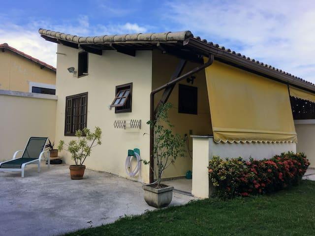 Casa sossego na Praia de Piratininga - Niterói/RJ