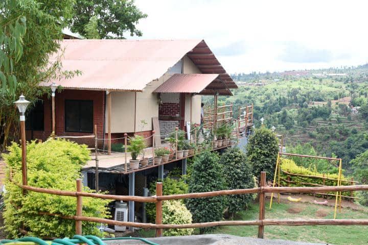 Premium Cottage - Absolute Calmness - Panchgani