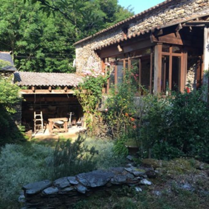 Grande maison, calme et belle nature, idéal pour un vrai ressourcement