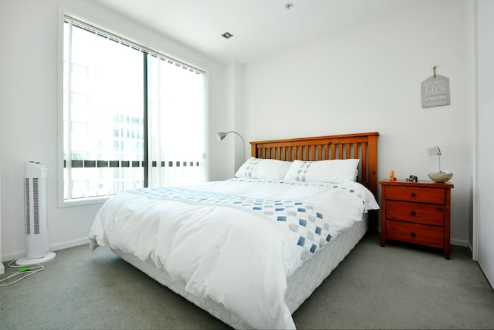 Cozy 1Bed&1Bath Easy transportation - Auckland - Wohnung