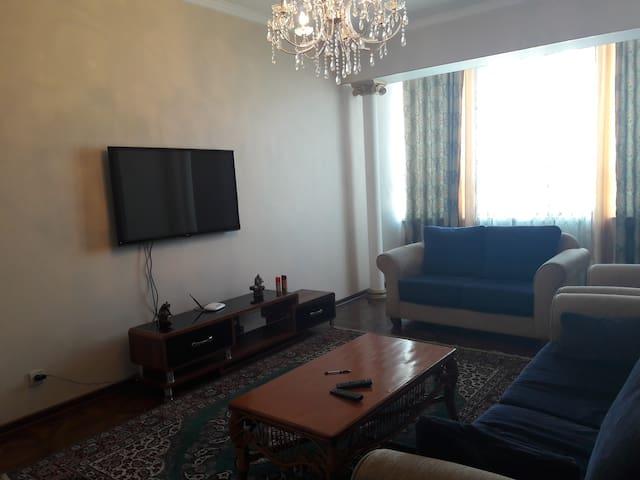 Гостиница в Бишкеке - Bishkek - Apartamento