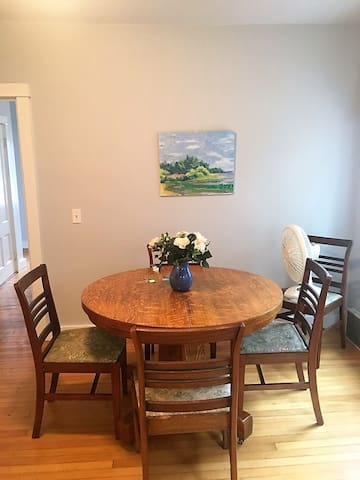 Myrtle Ave 1 - Renovated Charmer Apt in Bar Harbor
