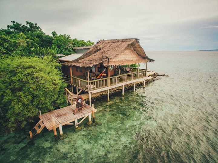 Imagination Island -Over Water 2 Bedroom Bungalow
