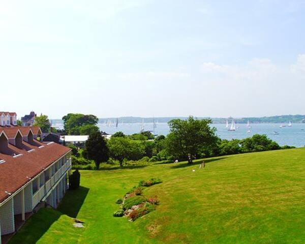 Oceancliff in Newport Rhode Island