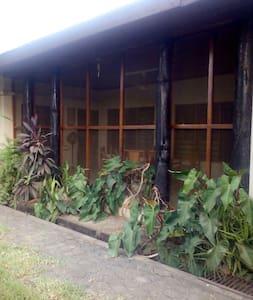 Tropical Garden Room 2.