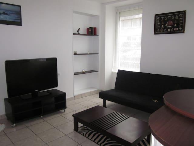 Joli appartement bien situé. - Cherbourg-Octeville - Apartemen