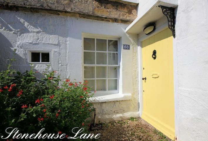 Charming period cottage in Bath.
