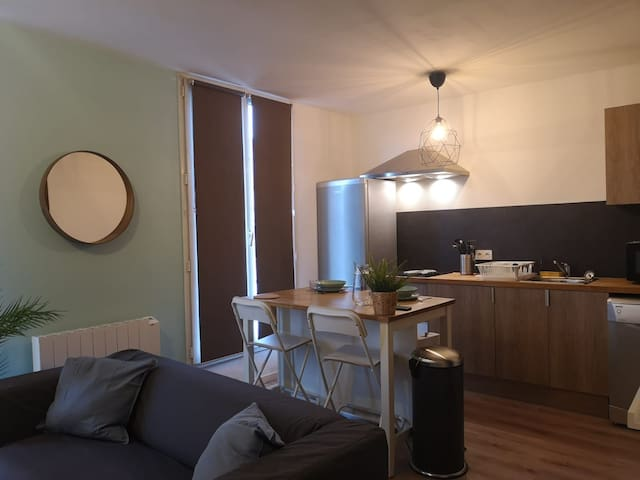 Joli appartement centre Cande