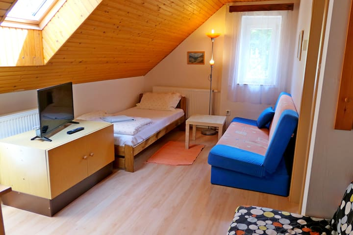 Apartmány Bramborka 3