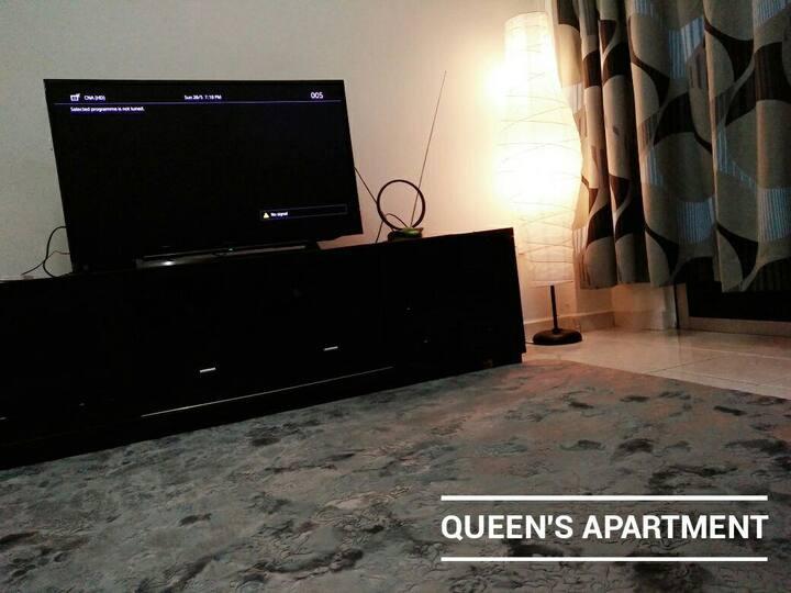Apartment 名宿 @ 5mins to UTM University Johor