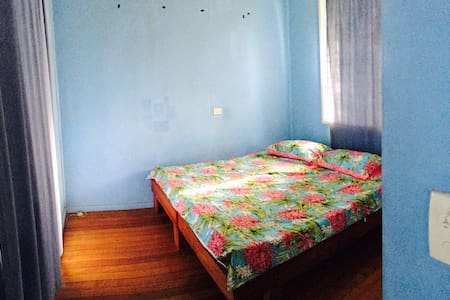 Large room in a safe compound. - Honiara