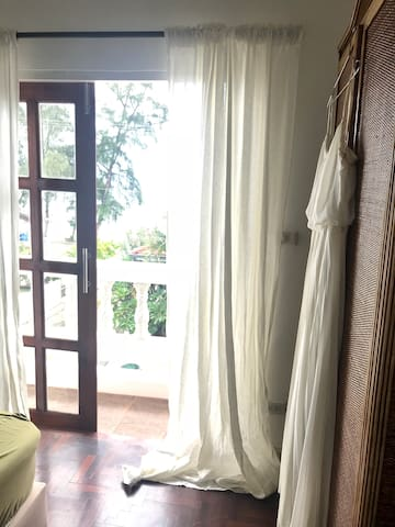 All bedrooms have access to either balcony or terrasse