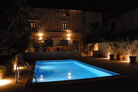 **** Old Stonehouse with Swimming pool **** - Svetivicenat  - Σπίτι