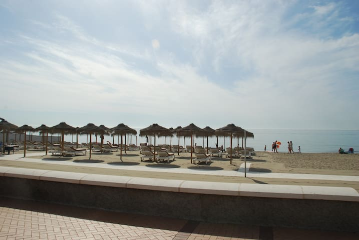 Fully modernized traditional Spanish style home - Fuengirola - Apartment