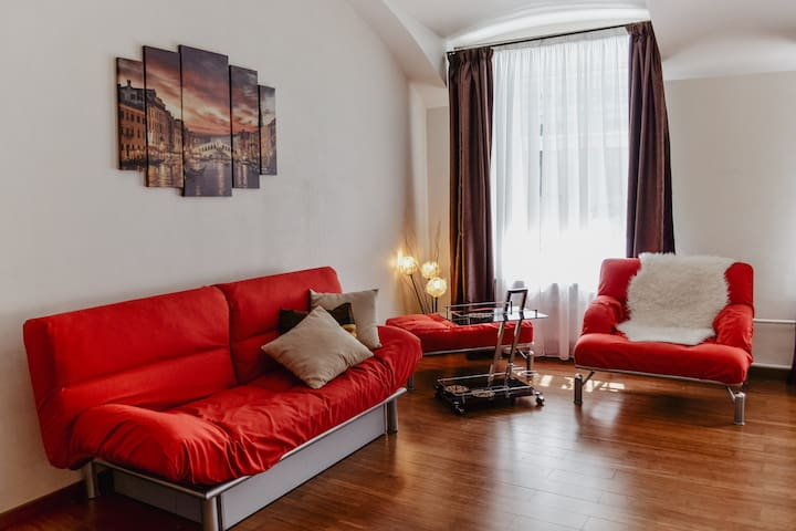 Apartment Nevsky 20 PEREL'MAN