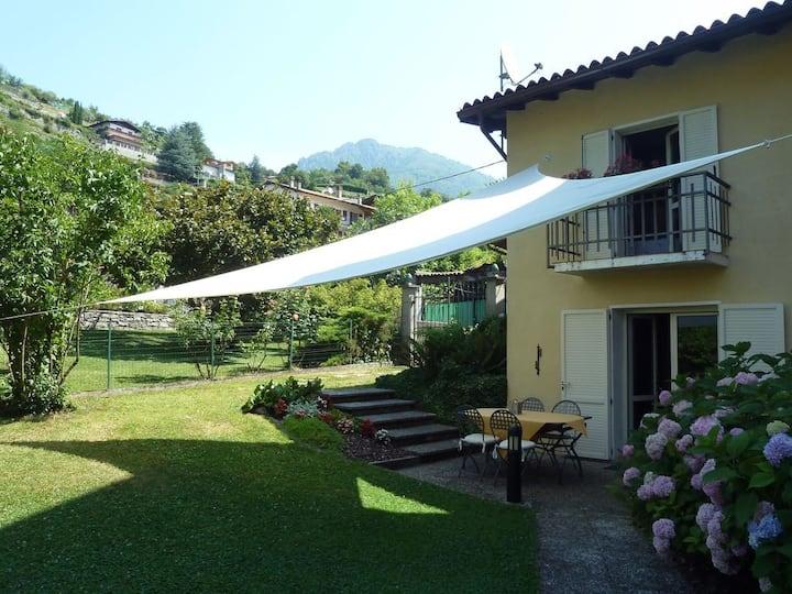 Casa Cristina vicino al lago di Lugano e Como