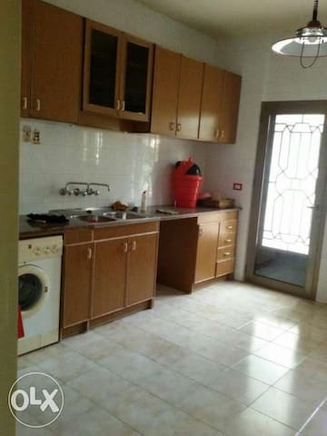 appartment located in well secured area merab