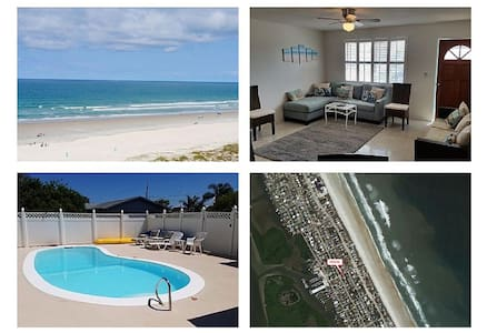 Steps to Beach & River, Pool/Kayaks - Port Orange - Casa