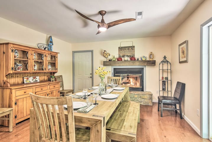 Updated Asheville Area Home on 18-Acre Farm!
