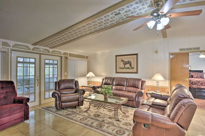 NEW! Spacious Frostproof Home Mins to Fishing/Golf