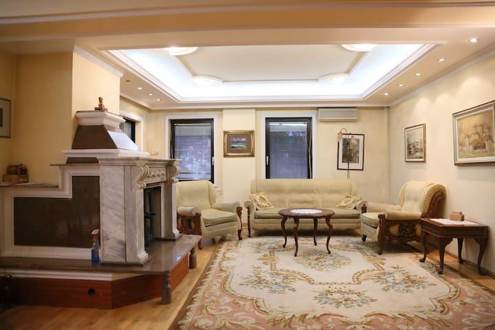 Great house located in Skopje's best neighborhood
