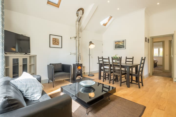 Kingfisher Cambridge South Chalet - Great Shelford - Appartement