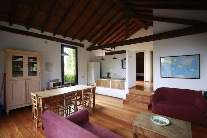 """Le Chiusure - apt """"Fienile"""" - San Felice del Benaco - Haus"""