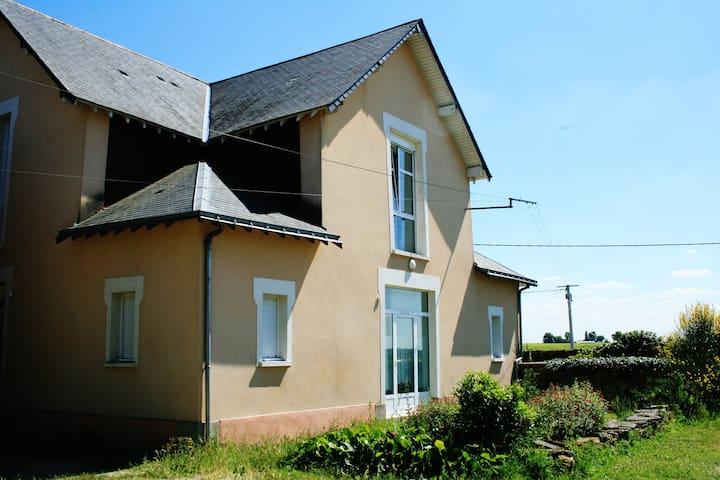 Gite confortable au calme - La Haie-Fouassière - Apartment