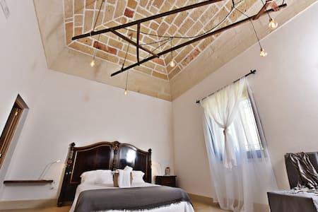 Camera Fico - Masseria Tenuta Le Menze - Cavallino - Bed & Breakfast