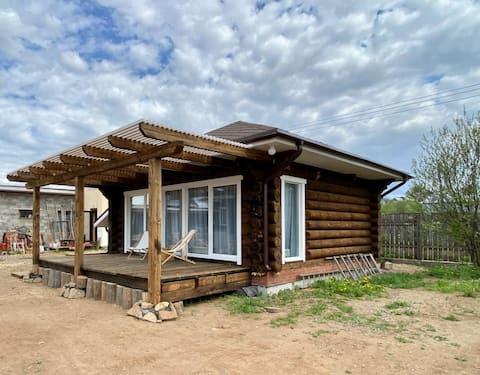 Дом на берегу Камы
