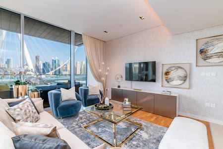Ultimate Luxury Living || Dubai Bluewaters