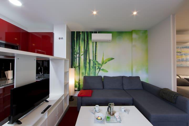 Moderno apartamento a estrenar - WINDROSE 1